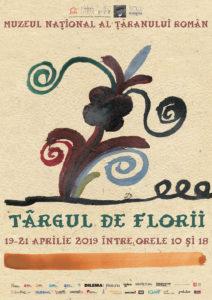 Târgul de Florii la Muzeul Național al Țăranului Român @ Muzeul Național al Țăranului Român
