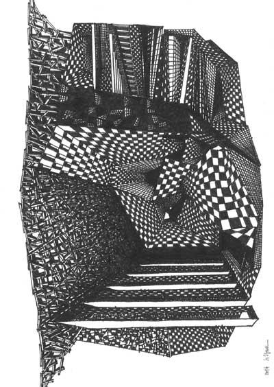 alb-negru-labirint-1