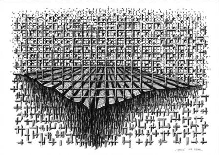 alb-negru-labirint-2