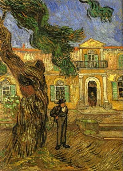 pine-trees-with-figure-in-the-garden-of-saint-paul-hospital-van-gogh-1889