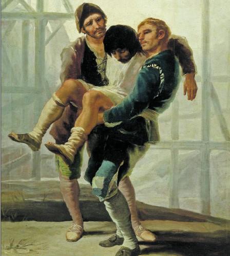 Francisco-Goya,-Zidarul-ranit