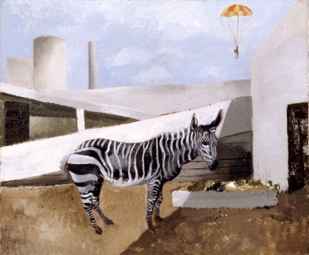 zebra-and-parachute-1930